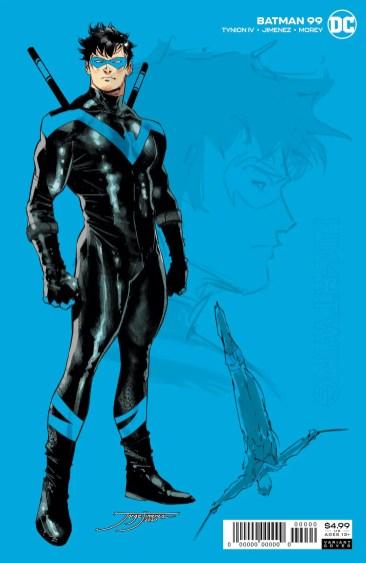 Jorge Jiménez's Nightwing