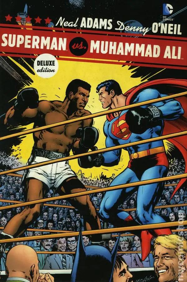 Denny O'Neil Superman vs. Muhammed Ali