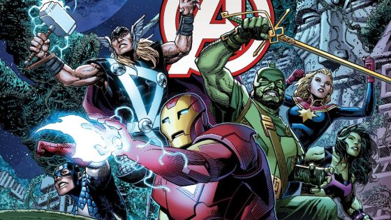 'Empyre: Avengers' #0 sets the stage for an epic new chapter in Avengers history.