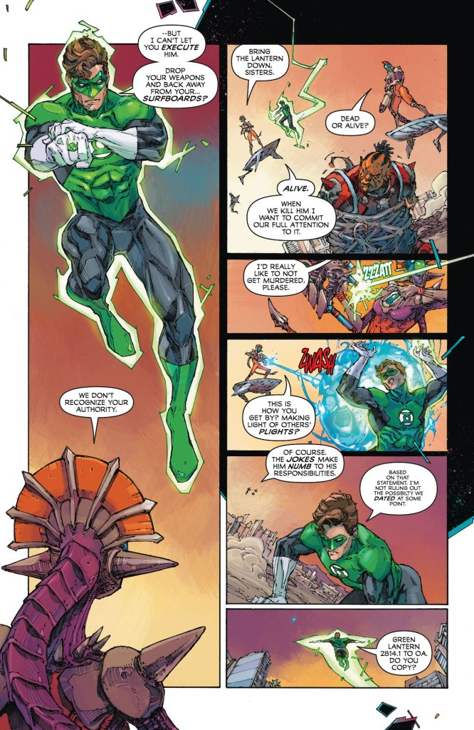 DC Preview: From Beyond the Unknown #1
