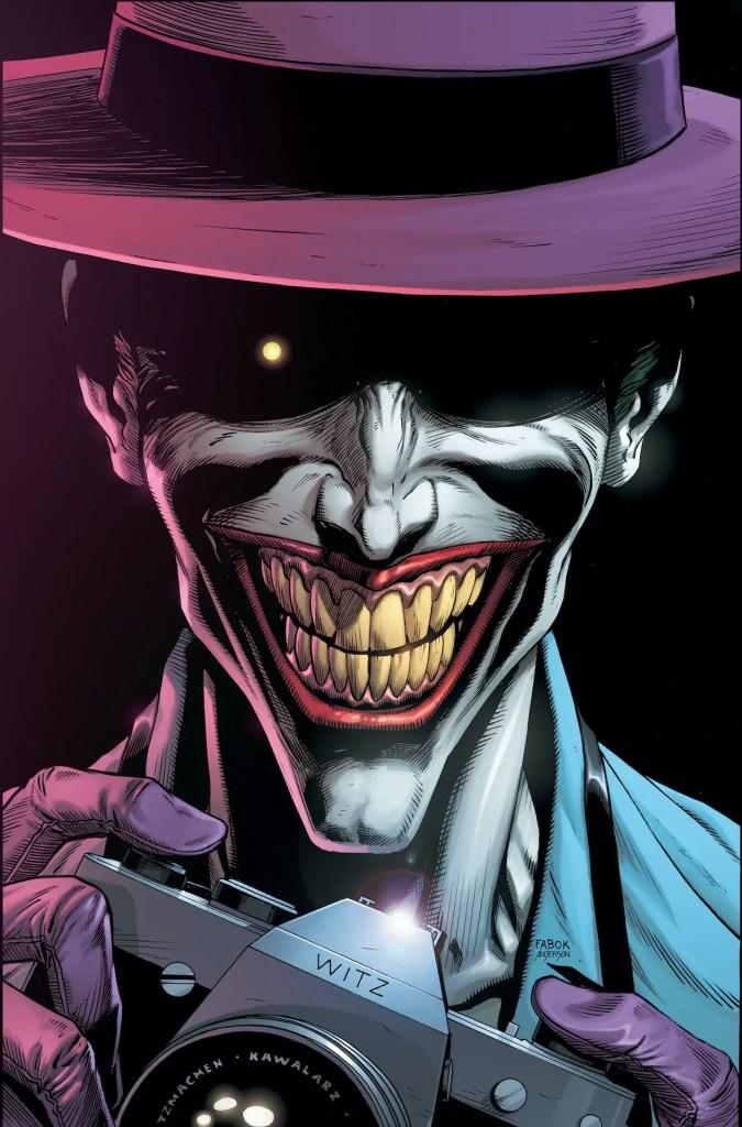 Batman: Three Jokers gets 9 variant covers.