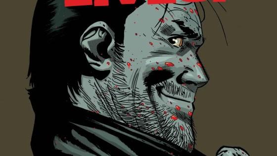 The Walking Dead Negan Lives