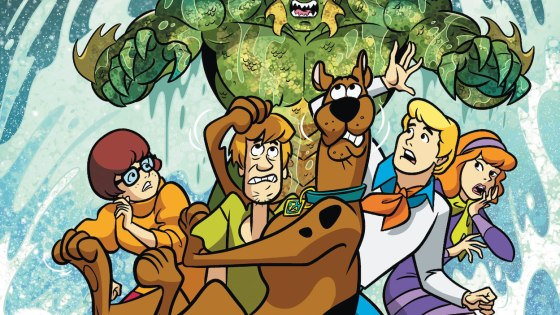 """Scooby-Doo is back in """"Snack Attack."""""""
