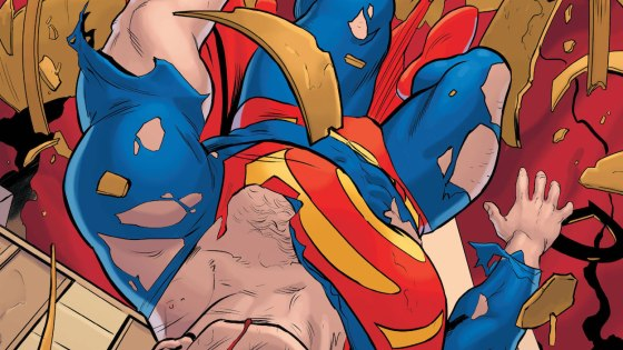 Clark's been assigned obituary duty, but how can he write one for Superman?