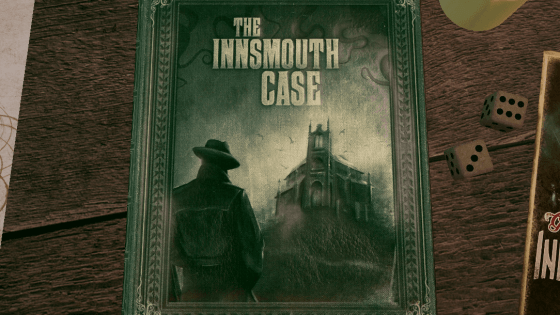 Header image for The Innsmouth Case