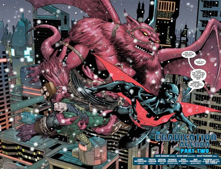 DC Preview: Batman Beyond #44