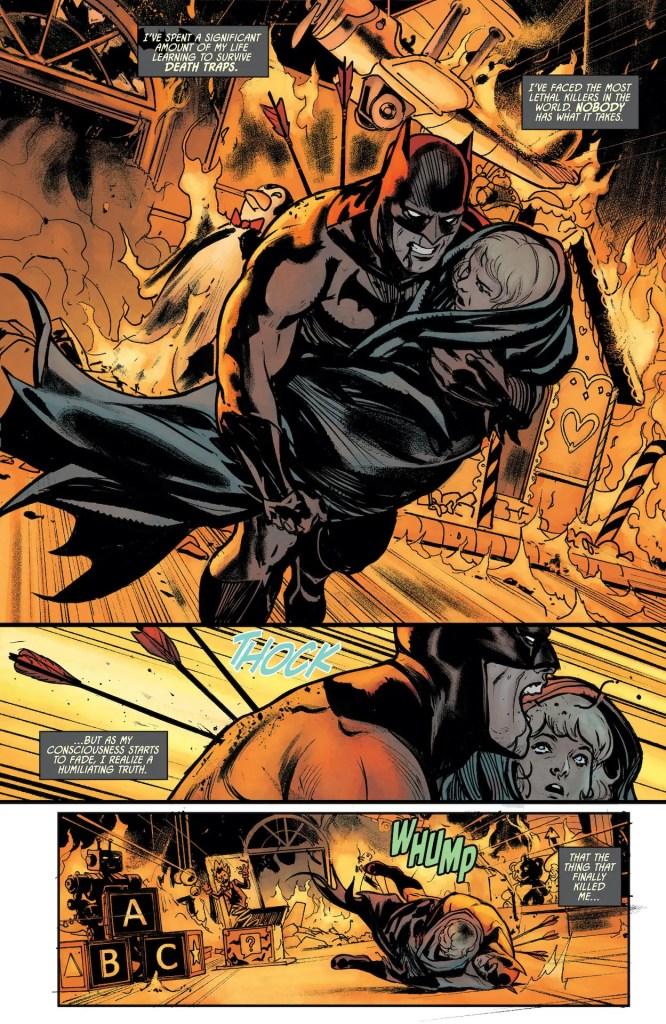 Batman Secret Files #3
