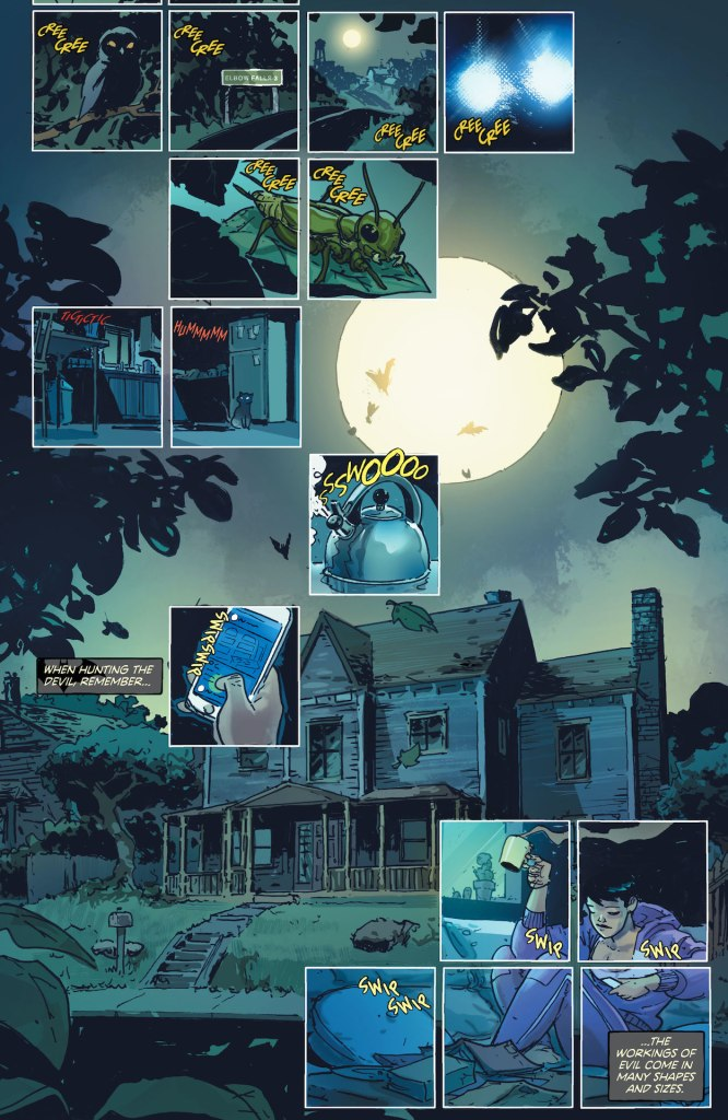 DC Preview: Batman Secret Files #3