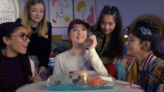 The Baby-Sitters Club makes its Netflix debut in about a month and it is sure to please new audiences as well as conjure up feelings of nostalgia for fans of the original book series by Anne M. Martin.