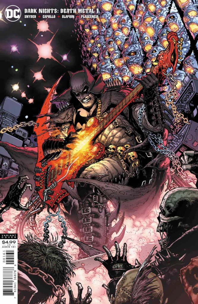 DC Preview: Dark Nights: Death Metal #1