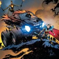 'Dark Nights: Death Metal' #2 review: Bold and kickass
