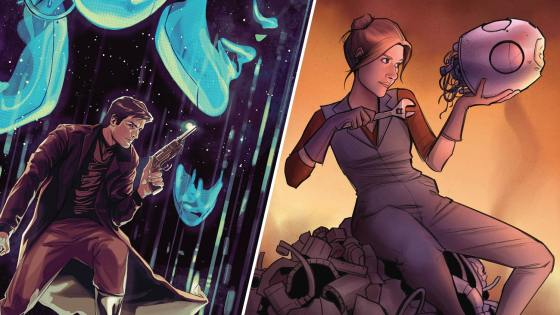 Firefly: Blue Sun Rising #0 is kicking off BOOM! Studios Firefly event this September.