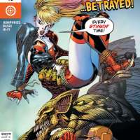 DC Preview: Harley Quinn #73 - A big conspiracy might just kill her!