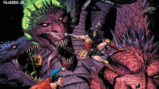 DC Preview: Justice League #47