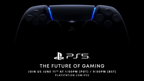 PlayStation 5 reveal event rescheduled for June 11