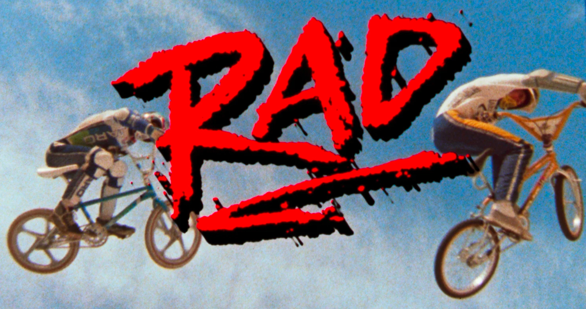 "Vinegar Syndrome gets ""Rad""!"