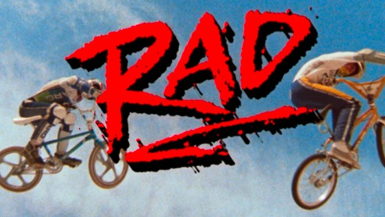 "Vinegar Syndrome goes ""balls out"" with their release of the 80s cult flick Rad on Blu-Ray and 4K."