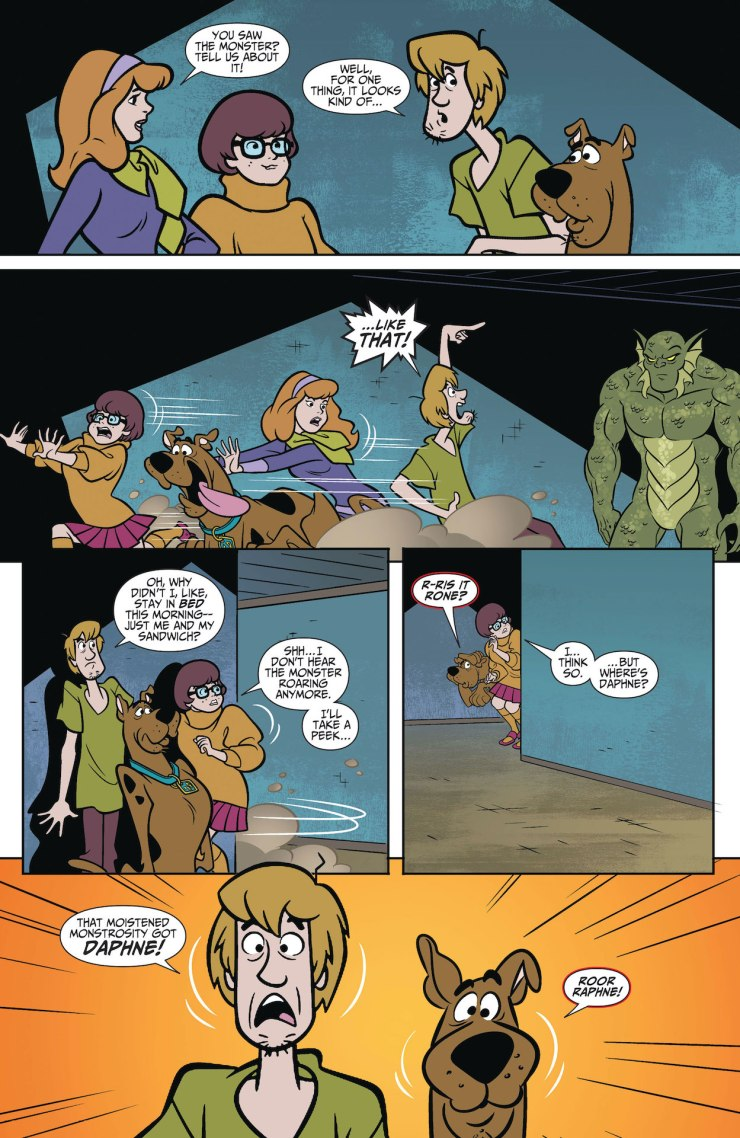 DC Preview: Scooby-Doo!: Mystery Inc. #2
