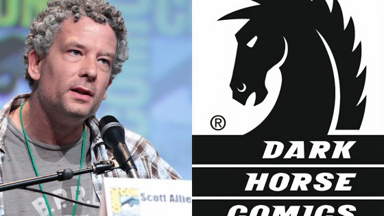 Former Dark Horse editor Scott Allie is no longer with the company following more allegations of sexual assault.