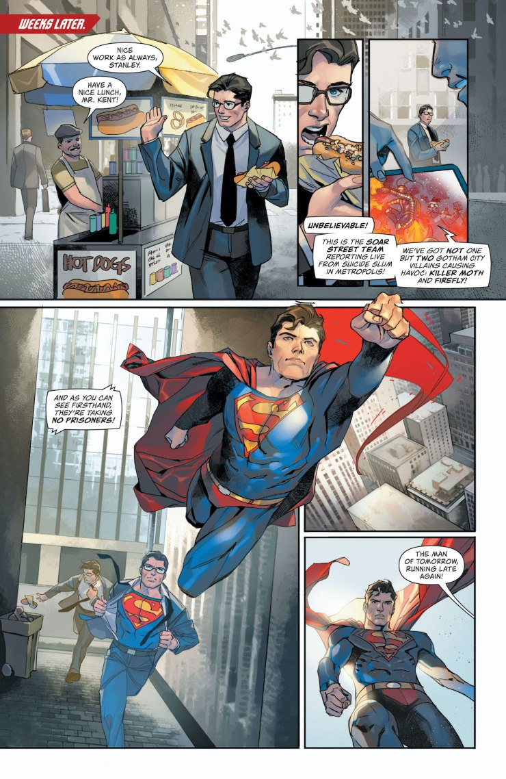 DC Preview: Superman: The Man of Tomorrow #7