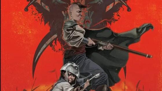 Vault Comics cancels 'Hundred Wolves' after allegations come out against writer Myke Cole