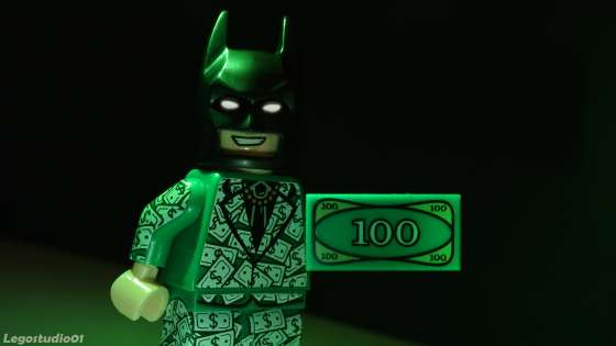 """Has """"Defund Batman"""" been the answer all along?"""