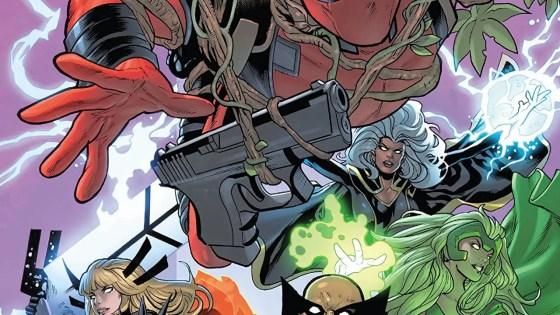 'Deadpool' #6 review: Deadpool goes to Krakoa