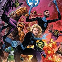 'Empyre #0: Fantastic Four' review: a comics triumph