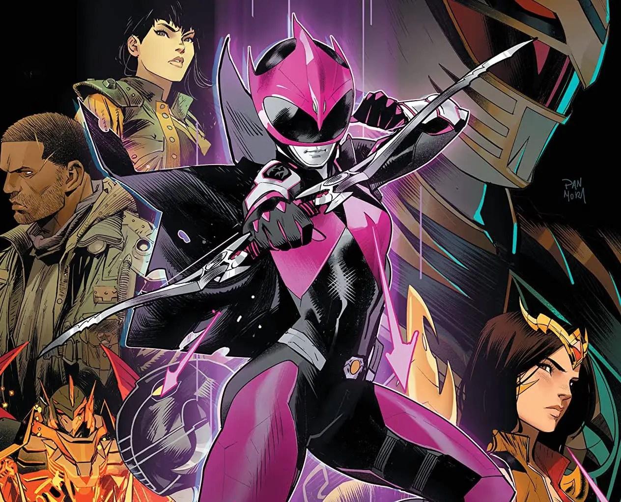 'Power Rangers: Ranger Slayer' #1 review