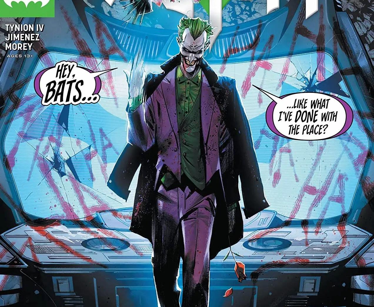 Batman #95