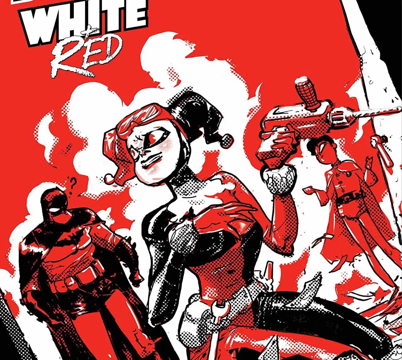 'Harley Quinn Black + White + Red' #5 review