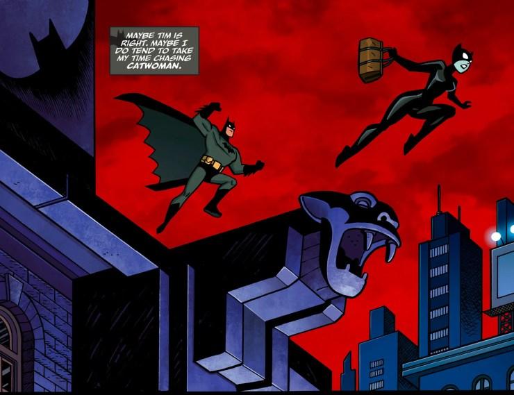 DC Preview: Batman: The Adventures Continue #7