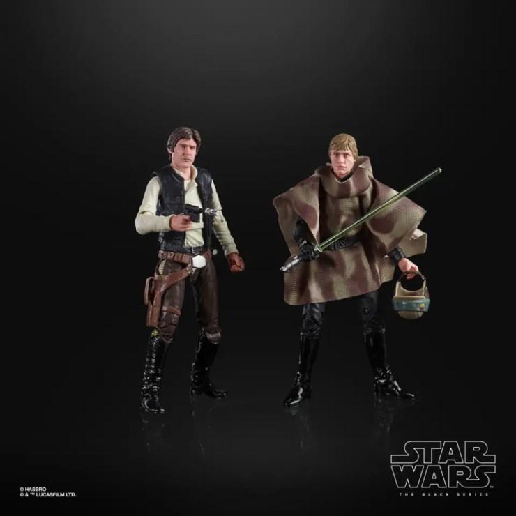 Star Wars Heroes of Endor set