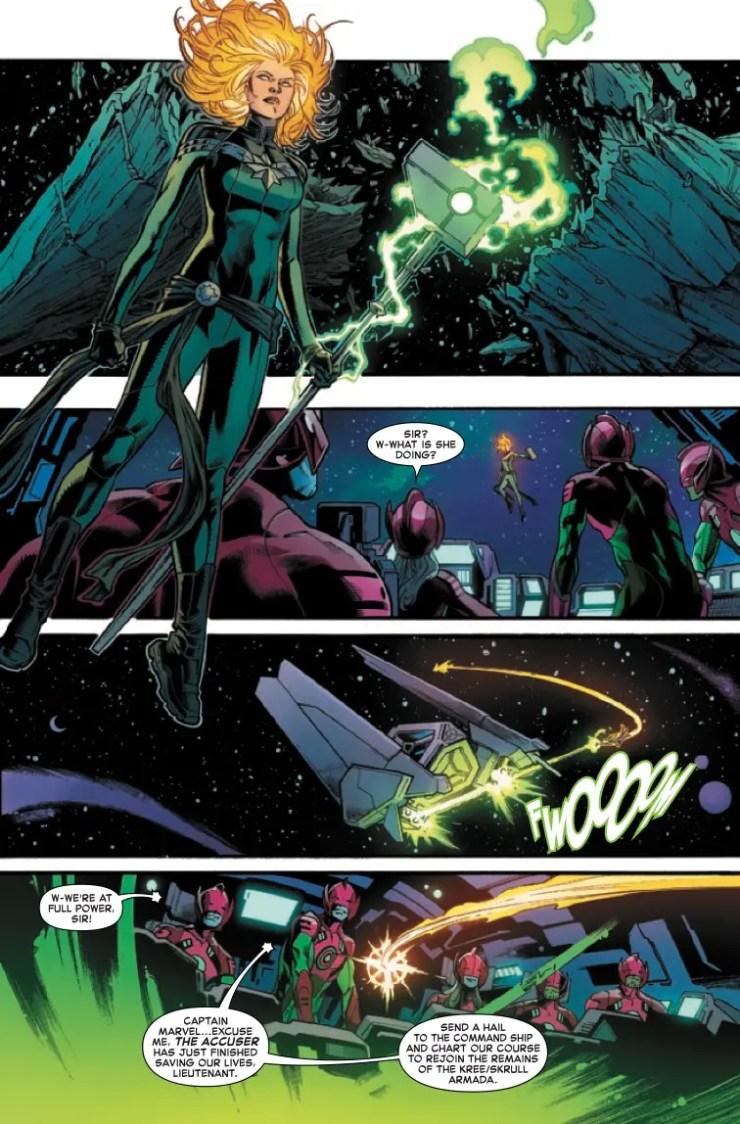 Marvel Preview: Captain Marvel #18