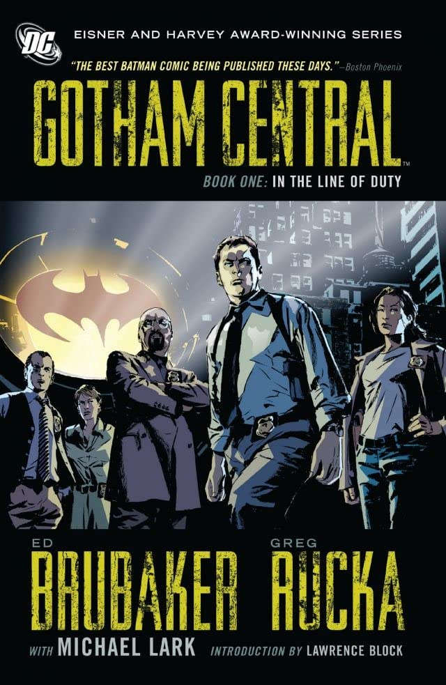 The Batman police procedural on the way