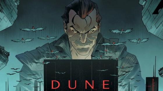 BOOM! Studios announces 'Dune: House Atreides' creative team
