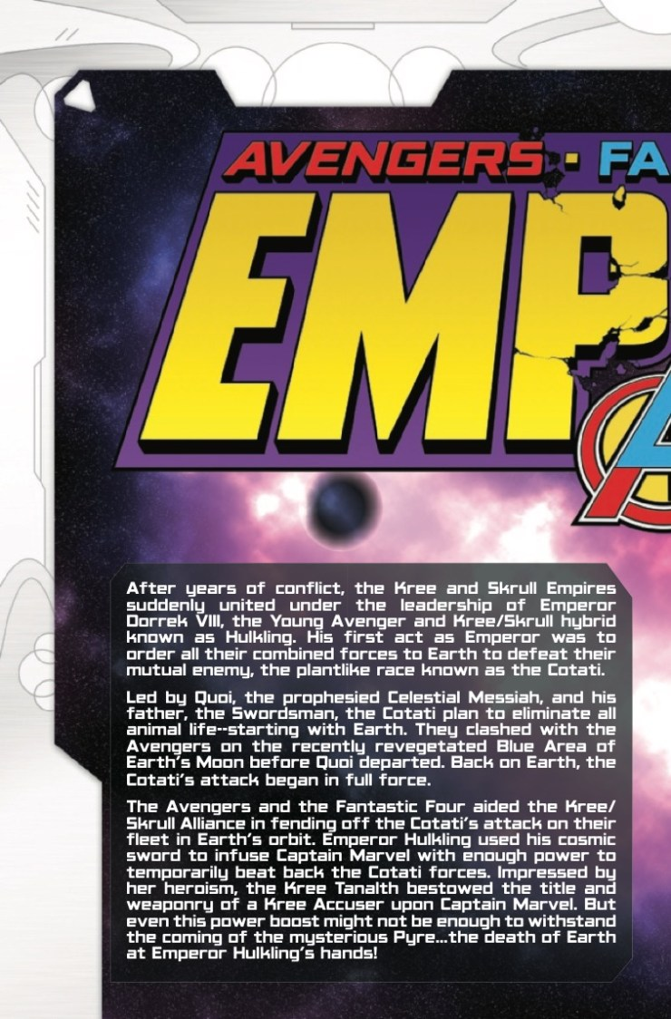 Marvel Preview: Empyre #3