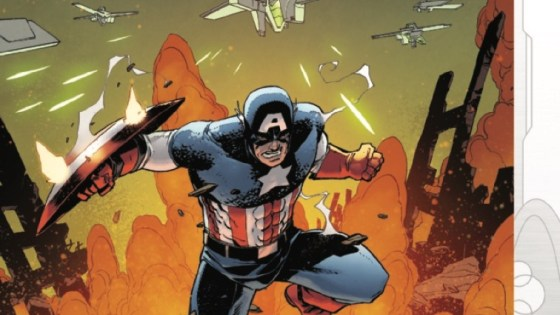 Marvel Preview: Empyre: Captain America #1
