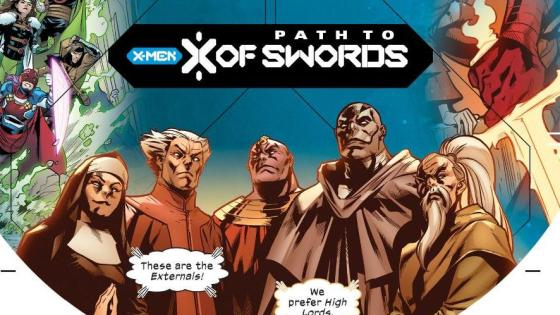 The High Lords and the Assault on the Starlight Citadel lead to X of Swords.
