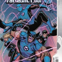 Marvel Preview: Fantastic Four #21