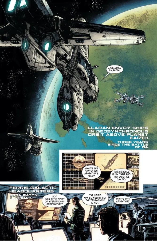 DC Preview: Green Lantern: Earth One Vol. 2