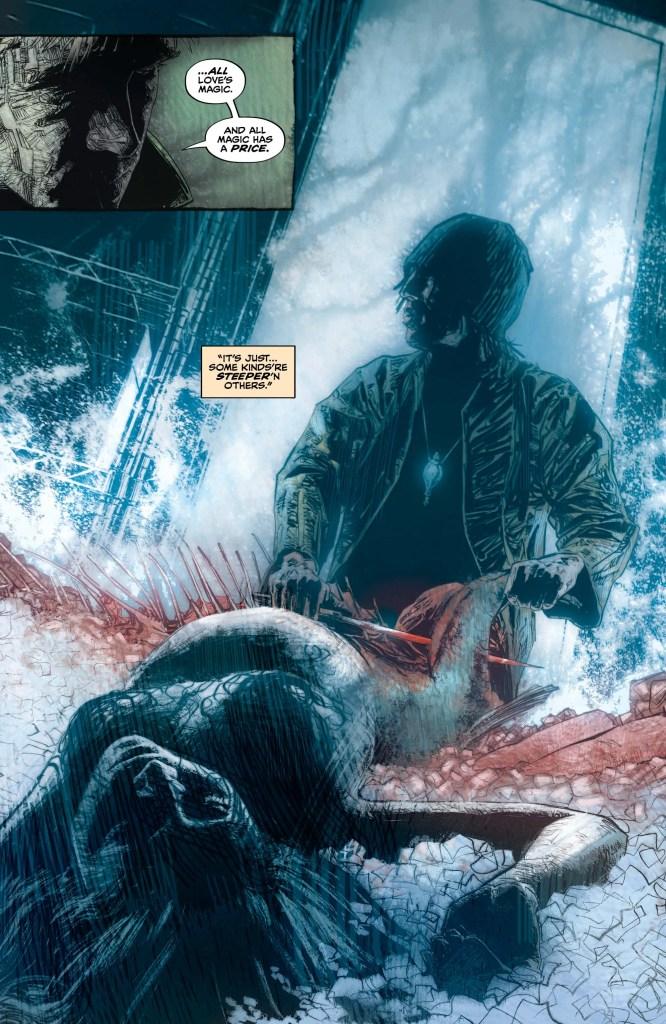 'John Constantine: Hellblazer' #8 review