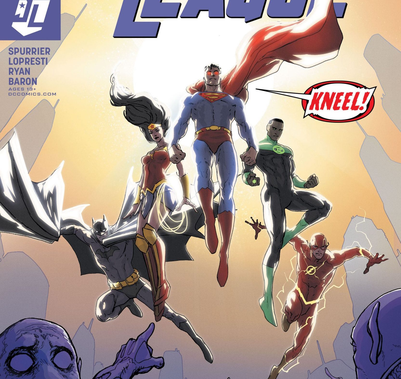 'Justice League' #48 review: Good sci-fi and great team chemistry