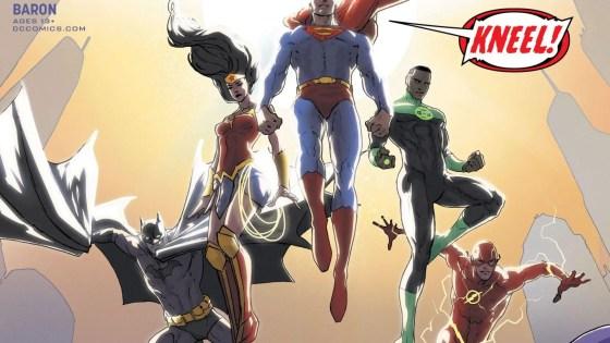 EXCLUSIVE DC Preview: Justice League #48