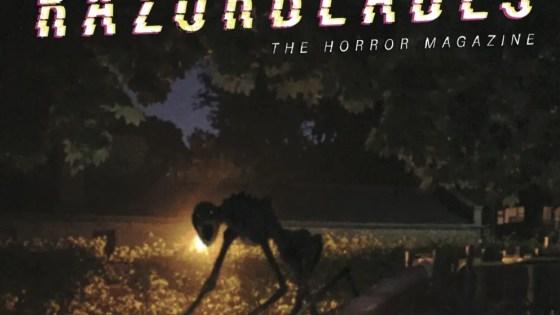 James Tynion launches horror anthology 'Razorblades: The Horror Magazine'