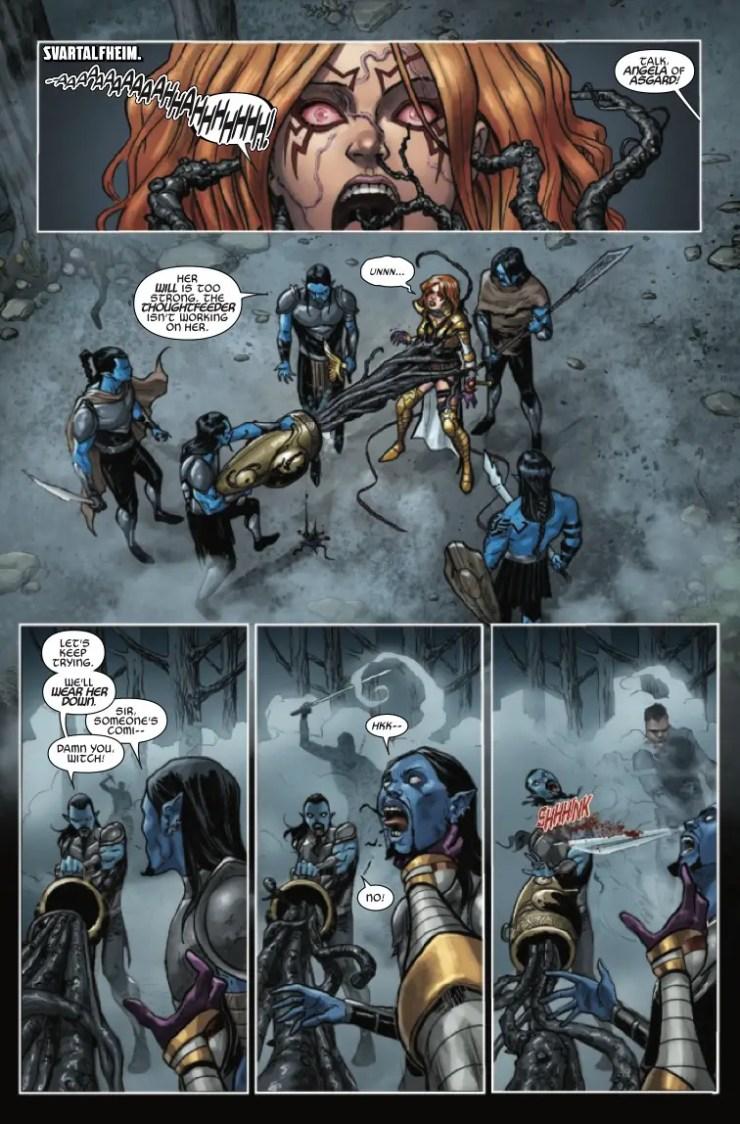 Marvel Preview: Strikeforce #8