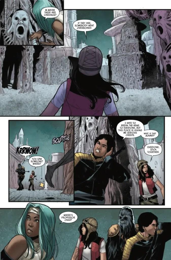 Marvel Preview: Star Wars: Doctor Aphra #2