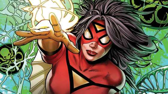 Spider-Woman hits its 100th issue with 'Spider-Woman' #5