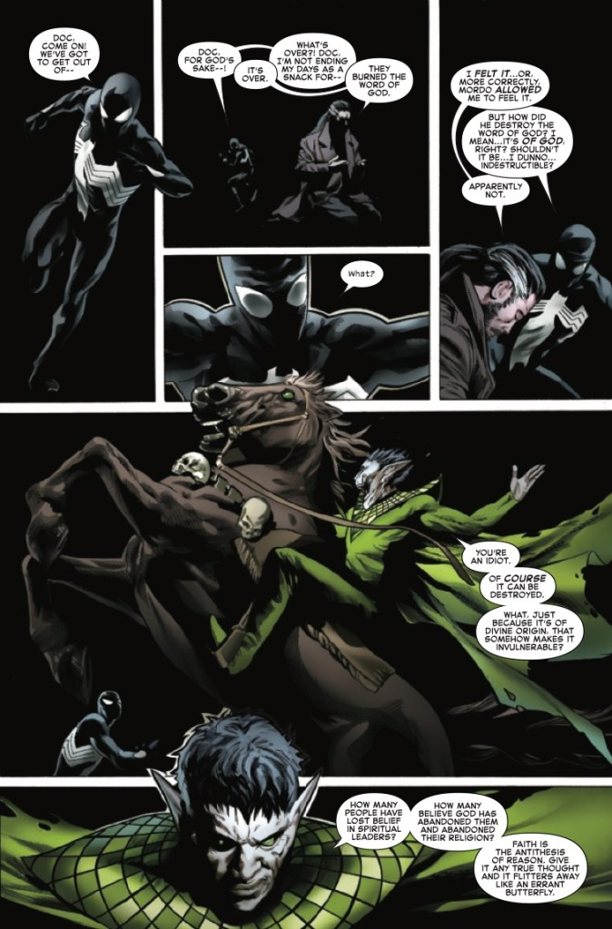 Marvel Preview: Symbiote Spider-Man: Alien Reality #1