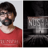 Interview with 'NOS4A2' author Joe Hill